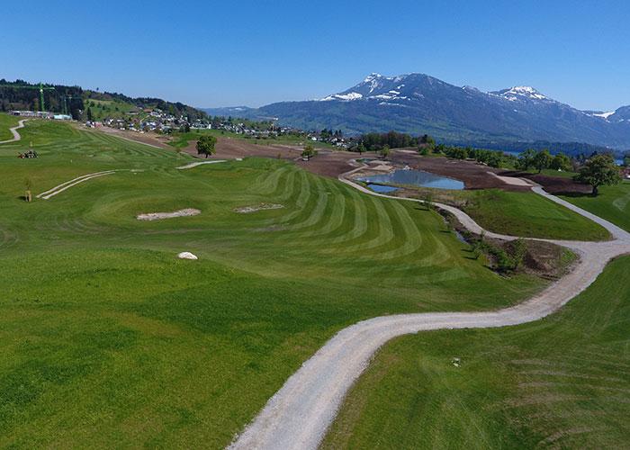 Golfplatz-Meggen